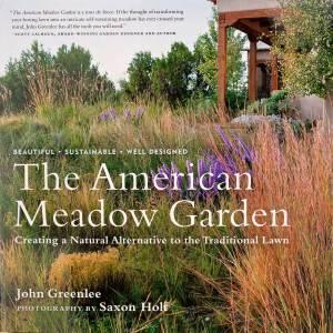 The American Meadow Garden; book cover