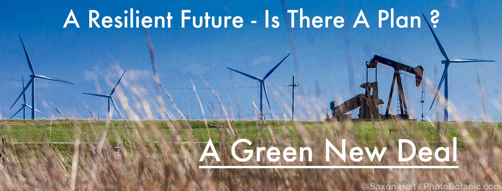 explain green new deal